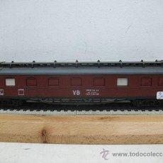 Trenes Escala: VAGON VB PORT D´ATELIER DE LA SNCF -ESCALA HO-. Lote 40214359