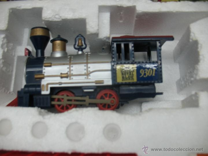 Trenes Escala: Train Set - Royal Blue 9301 - Foto 2 - 40228772