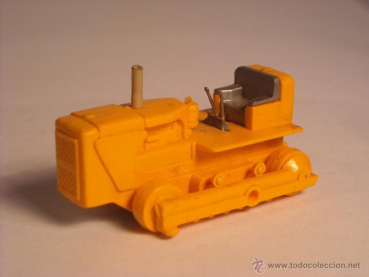 WIKING ESCALA H0 1:87 MAQUINARIA CONSTRUCCION (Juguetes - Trenes Escala H0 - Otros Trenes Escala H0)