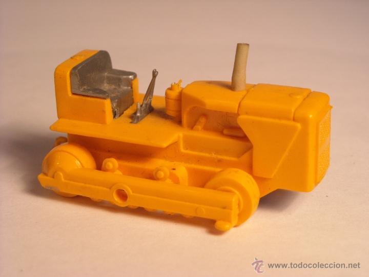 Trenes Escala: wiking escala H0 1:87 maquinaria construccion - Foto 2 - 40481117