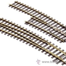 Trenes Escala: MARKLIN ESCALA 1 1:32 REF 59085 DESVIO H1097 EN CURVA IZQUIERDA 1.394/1.550 MM SPUR1 NUEVO. Lote 40618232