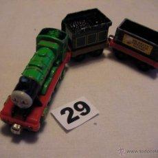Trenes Escala: LOCOMOTORA EN METAL - ENVIO GRATIS A ESPAÑA . Lote 41677090