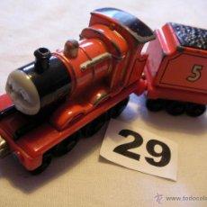 Trenes Escala: LOCOMOTORA EN METAL - ENVIO GRATIS A ESPAÑA . Lote 41677132