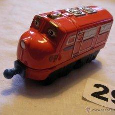 Trenes Escala: LOCOMOTORA EN METAL - ENVIO GRATIS A ESPAÑA . Lote 41677135