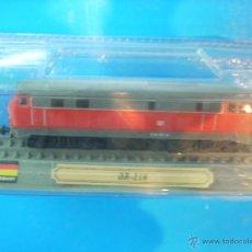 Trenes Escala: 1 JUGUETE TREN TRAIN FERROCARRIL RAILWAY BR - 218 - 191 - 0 ALEMANIA GERMANY DEUTCHSLAND AÑOS 80/90. Lote 41758280