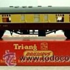 Trenes Escala: VAGON RESTAURANTE TRI-ANG RAILWAYS 00/HO - REF.224 - MADE IN ENGLAND EN CAJA ORIGINAL. Lote 41860934