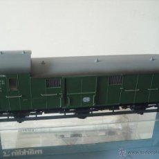Trenes Escala: MARKLIN ESCALA 1 1:32 REF 5808 VAGON PAQUETERÍA PW3 TRES EJES DE LA DB SPUR1. Lote 42355741
