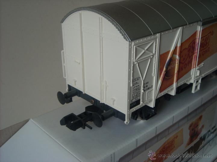 Trenes Escala: Marklin escala 1 1:32 ref 5846 vagon mercancias cerrado Steiff spur1 Nuevo - Foto 3 - 42356461