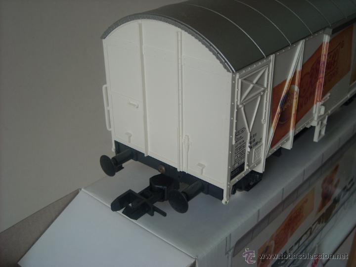 Trenes Escala: Marklin escala 1 1:32 ref 5846 vagon mercancias cerrado Steiff spur1 Nuevo - Foto 5 - 42356461