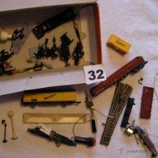 Trenes Escala: LOTE PIEZAS TRENES. Lote 42884462