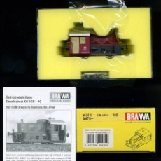 Trenes Escala: BRAWA 0470 - LOCOMOTORA DB 321 604-1 - ALEMANIA - TREN FERROCARRIL. Lote 43587544