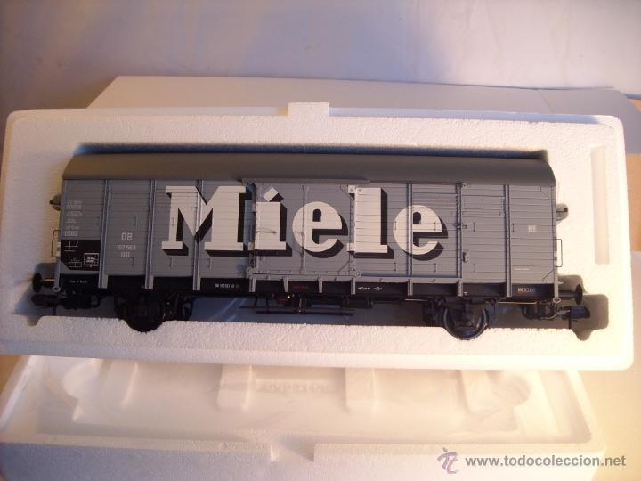 Trenes Escala: marklin escala 1 ref 58244 vagon mercancias Miele spur1 Nuevo - Foto 4 - 43879676