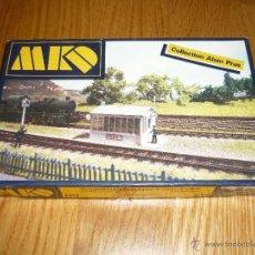 Trenes Escala: MKD HO 416 : POSTE D´AIGUILLAGE BAS RARO. Lote 182061240