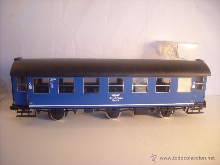 Trenes Escala: Marklin escala 1 1:32 ref 5409 set vagones Tegernsee-Bahn DB spur1 - Foto 3 - 44430033