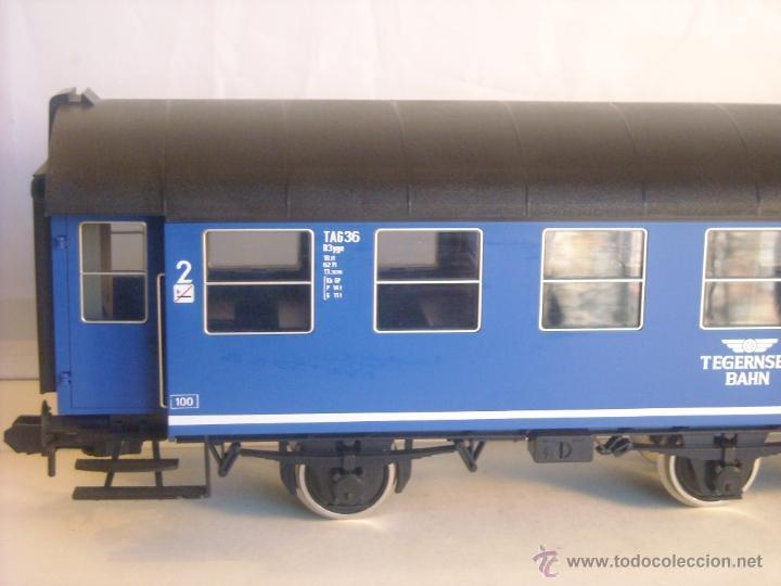Trenes Escala: Marklin escala 1 1:32 ref 5409 set vagones Tegernsee-Bahn DB spur1 - Foto 4 - 44430033