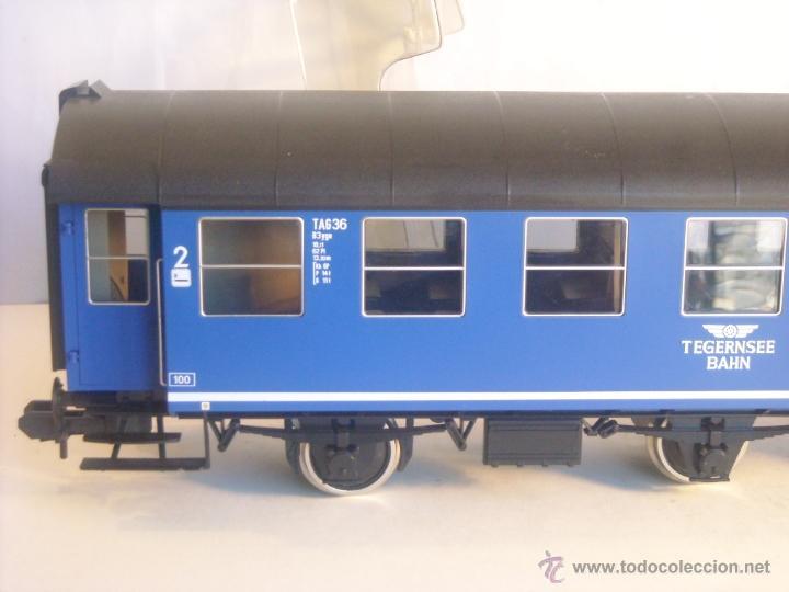 Trenes Escala: Marklin escala 1 1:32 ref 5409 set vagones Tegernsee-Bahn DB spur1 - Foto 7 - 44430033