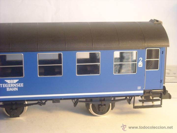 Trenes Escala: Marklin escala 1 1:32 ref 5409 set vagones Tegernsee-Bahn DB spur1 - Foto 8 - 44430033