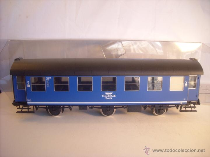 Trenes Escala: Marklin escala 1 1:32 ref 5409 set vagones Tegernsee-Bahn DB spur1 - Foto 13 - 44430033