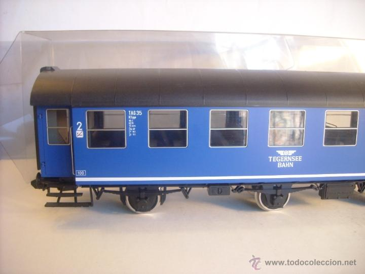 Trenes Escala: Marklin escala 1 1:32 ref 5409 set vagones Tegernsee-Bahn DB spur1 - Foto 14 - 44430033
