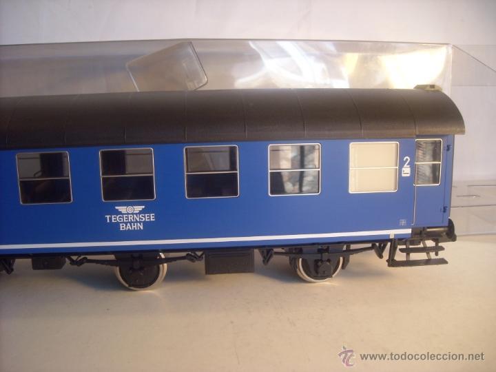 Trenes Escala: Marklin escala 1 1:32 ref 5409 set vagones Tegernsee-Bahn DB spur1 - Foto 15 - 44430033