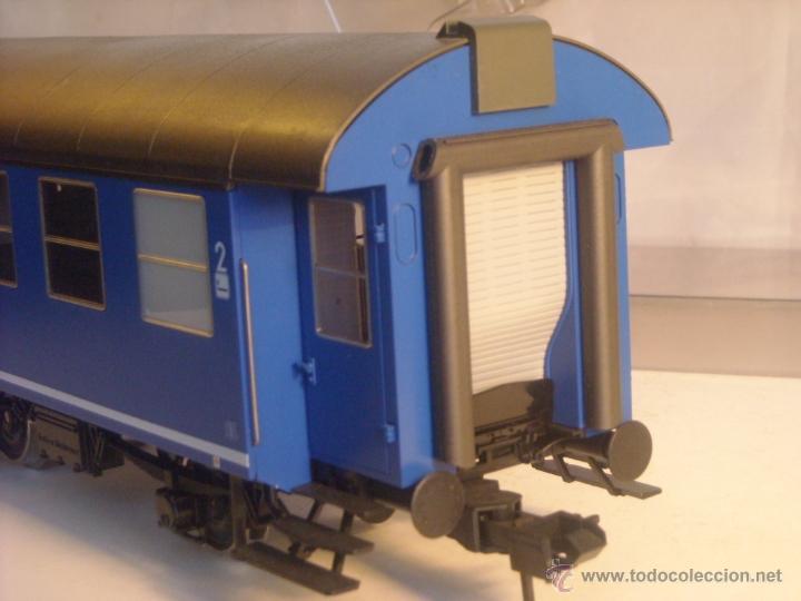 Trenes Escala: Marklin escala 1 1:32 ref 5409 set vagones Tegernsee-Bahn DB spur1 - Foto 17 - 44430033