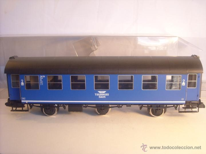 Trenes Escala: Marklin escala 1 1:32 ref 5409 set vagones Tegernsee-Bahn DB spur1 - Foto 18 - 44430033