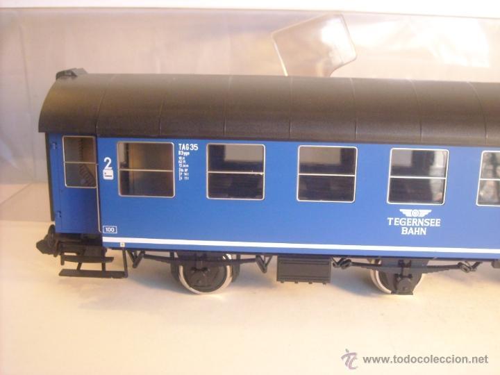 Trenes Escala: Marklin escala 1 1:32 ref 5409 set vagones Tegernsee-Bahn DB spur1 - Foto 19 - 44430033
