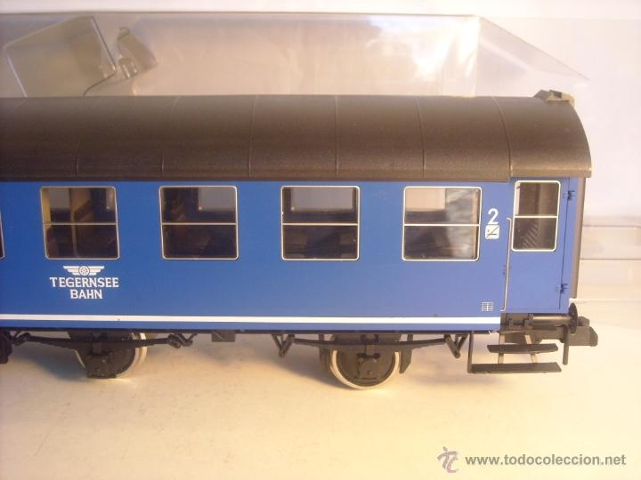 Trenes Escala: Marklin escala 1 1:32 ref 5409 set vagones Tegernsee-Bahn DB spur1 - Foto 20 - 44430033