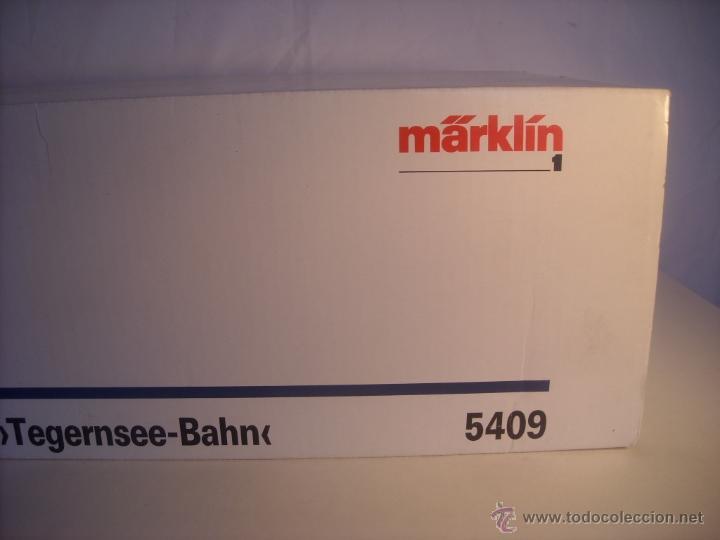 Trenes Escala: Marklin escala 1 1:32 ref 5409 set vagones Tegernsee-Bahn DB spur1 - Foto 26 - 44430033