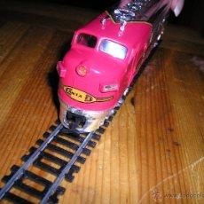 Trenes Escala: CIRCUITO COMPLETO BACHMANN SANTA FE PLATEADA HO. Lote 44909186