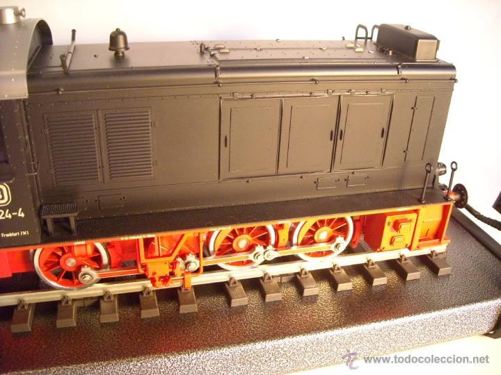 Trenes Escala: Marklin digital escala 1 ref 5530 doble traccion locomotora Diesel BR 236 de la DB spur1 nueva. - Foto 6 - 45090238