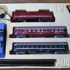 Trenes Escala: JUEGO DE TRENES JOUEF HO REF. 7914, CAJA EN MAL ESTADO, SIN COMPROBAR. Lote 45351479