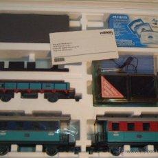 Trenes Escala: MARKLIN 54852 SET SPUR1 SET MUSIC EXPRESS NUEVO. Lote 46524166