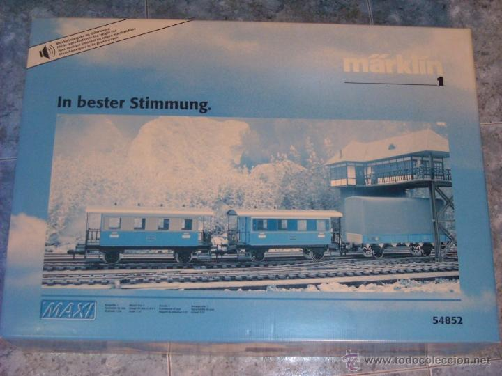 Trenes Escala: Marklin 54852 set spur1 set music express nuevo - Foto 2 - 46524166