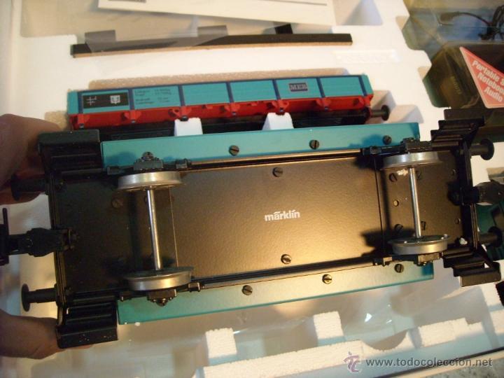 Trenes Escala: Marklin 54852 set spur1 set music express nuevo - Foto 6 - 46524166