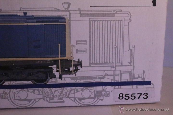 Trenes Escala: Marklin escala 1 1:32 ref 85573 Locomotora diesel BR 212 227-3 patinada origen, Nueva spur1 - Foto 3 - 48360573