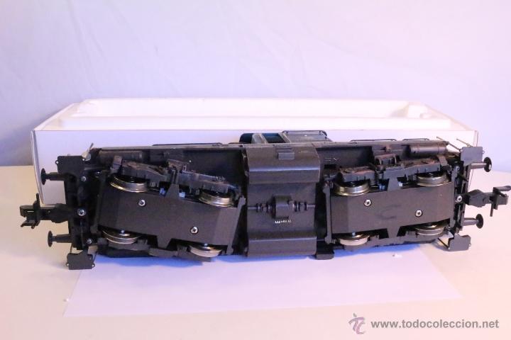 Trenes Escala: Marklin escala 1 1:32 ref 85573 Locomotora diesel BR 212 227-3 patinada origen, Nueva spur1 - Foto 20 - 48360573