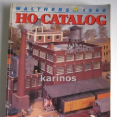 Trenes Escala: H0 CATALOG WALTERS 1996 B3. Lote 48385905