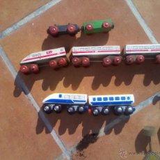 Trenes Escala: TREN DE MADERA. Lote 48676708