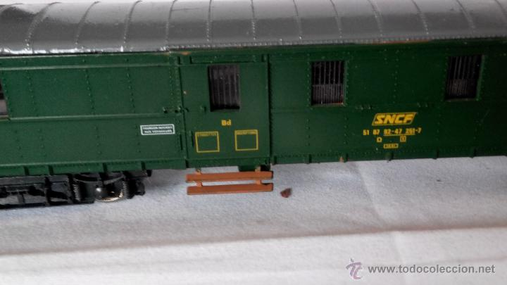 Trenes Escala: vagón jouef esc snfc escala h0 - Foto 2 - 48722324