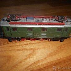 Trenes Escala: LOCOMOTORA MARKLIN ELÉCTRICA ESCALA H0 FUNCIONANDO. Lote 48743816