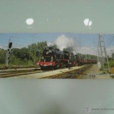 Trenes Escala: POSTER, TRENES, HOBBYTREN, LOCOMOTORA 1701 MIKADO 60 X 21. Lote 48804657