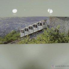 Trenes Escala: POSTER, TRENES, HOBBYTREN, FUNICULAR DE LOURDES 60 X 21. Lote 48804801