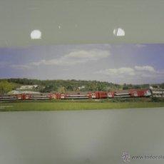 Trenes Escala: POSTER, TRENES, HOBBYTREN, UT 450, EN MARTUTENE 60 X 21. Lote 48804882