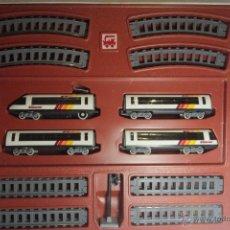 Trenes Escala: TREN DE ALTA VELOCIDAD ,CONDOR PEQUETREN SUPER CIRCUITO 100X251CM -REF1000- A. Lote 49083317