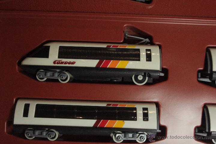 Trenes Escala: TREN DE ALTA VELOCIDAD ,CONDOR PEQUETREN SUPER CIRCUITO 100X251CM -ref1000- A - Foto 3 - 49083317