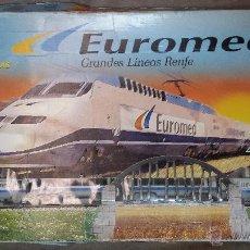 Trenes Escala: TREN EUROMED - GRANDES LÍNEAS DE ALTA VELOCIDAD - PEQUETREN. Lote 49706195