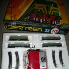 Trenes Escala: CAJA TREN IBERTREN 3N REF. 112. Lote 49782464