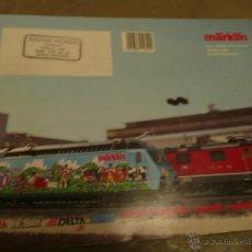 Trenes Escala: CATAGO TREN MARKLIN. Lote 49783250