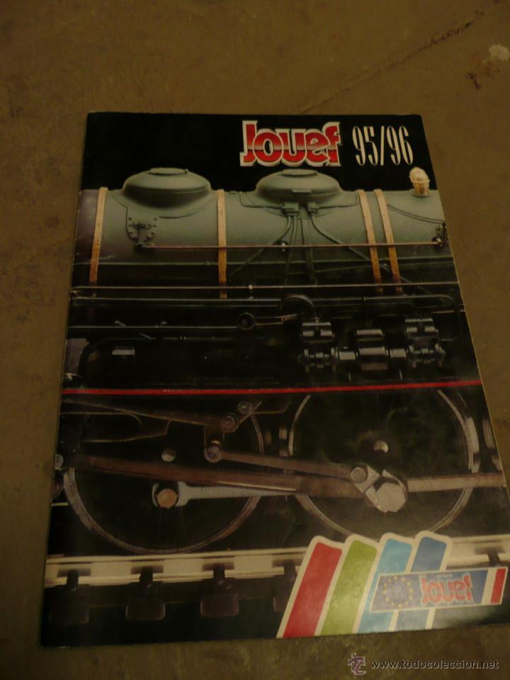 CATALOGO TREN JOUEF 1995-96 (Juguetes - Trenes - Varios)